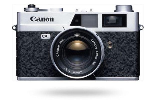 Canon Canonet QL17 1