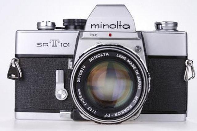 Minolta SRT 101 1