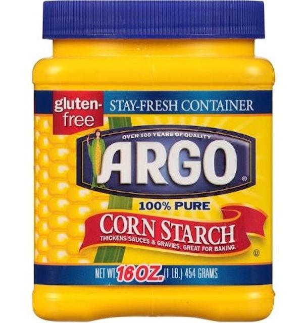 Argo®  แป้งข้าวโพด 100% 454 กรัม 1