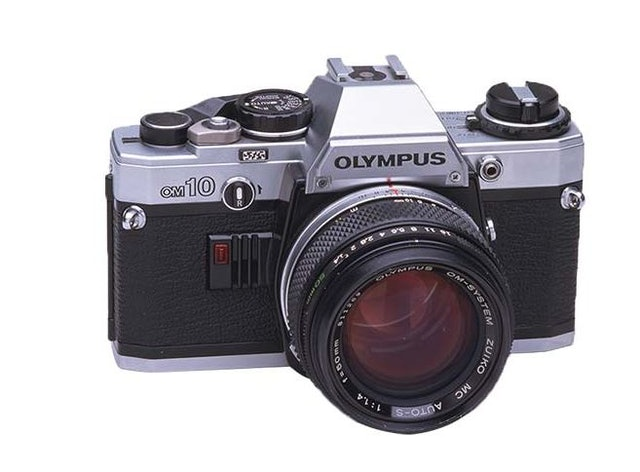 Olympus OM-10  1