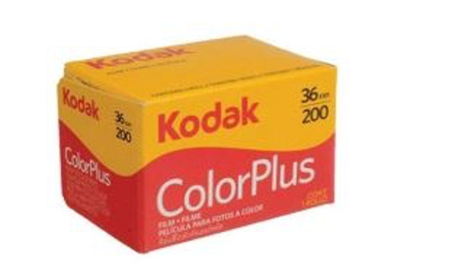 Kodak  ColorPlus 200  1
