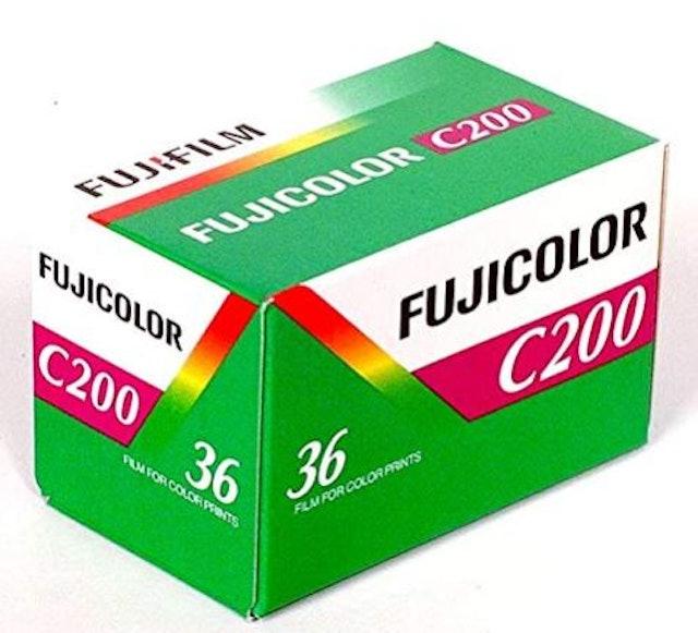 Fujifilm  C200 1