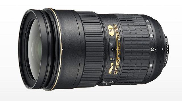 Nikon AF-S NIKKOR 24-70 mm f/2.8G 1