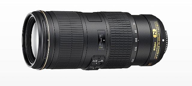 Nikon AF-S NIKKOR 70-200 mm f/4G ED VR 1