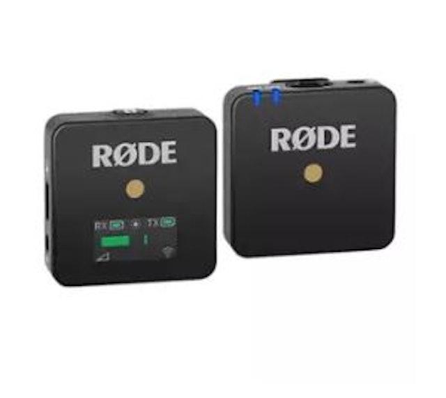 Rode Wireless GO 1