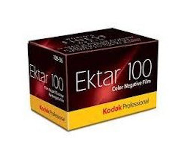 Kodak Ektar 100 1