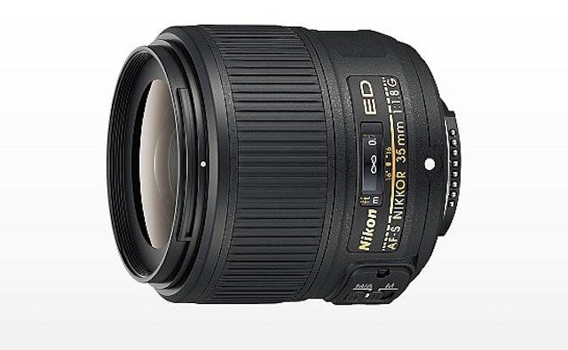 Nikon AF-S NIKKOR 35 mm f/1.8G ED 1