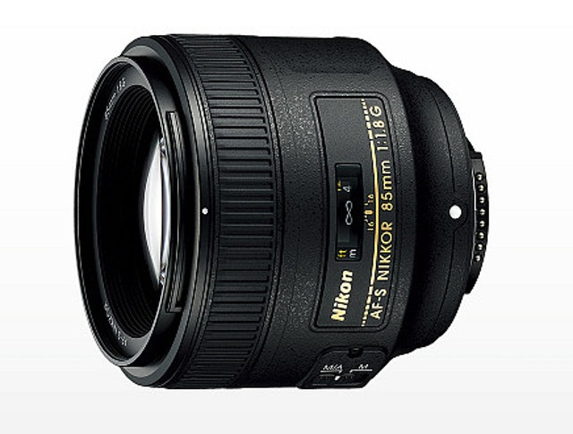 Nikon AF-S NIKKOR 85 f/1.8G  1