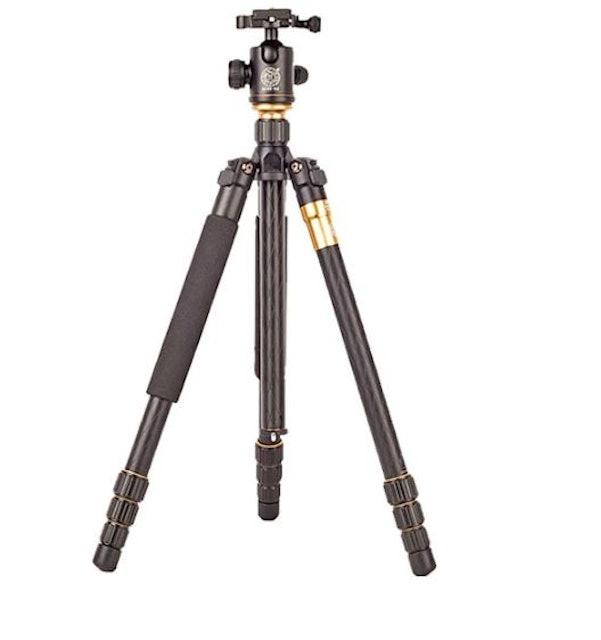 QZSD  Q999 ขาตั้งกล้อง 2 in 1 Tripod & Monopod 1