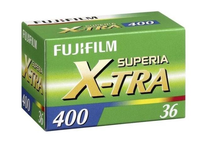 Fujifilm  Superia X-TRA 400 1