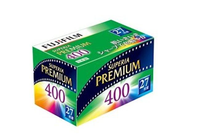 Fujifilm  Superia Premium 400 1