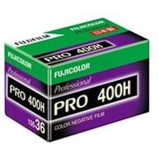 Fujifilm  Pro 400H 1