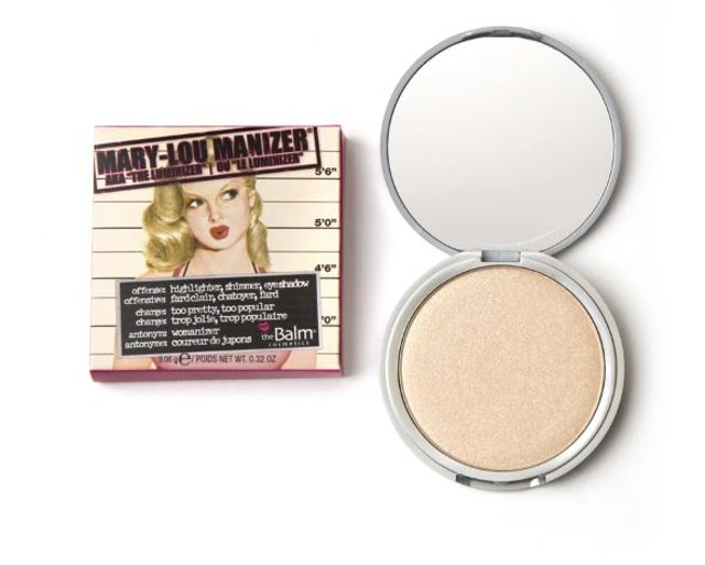 The Balm MARY-LOU MANIZER® Highlighter & Shadow 1
