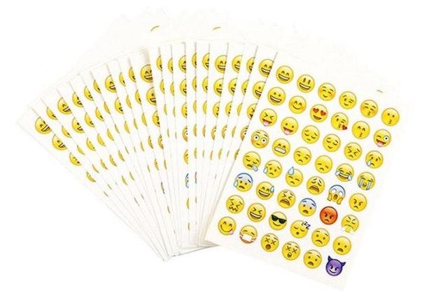 No Brand สติ๊กเกอร์ Emoji  1