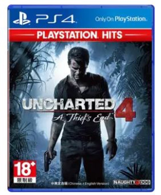 UNCHARTED 4 : A Thief's End™   1