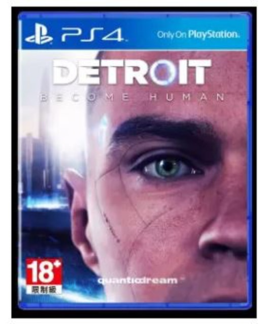 Detroit : Become Human™ Standard Edition  1