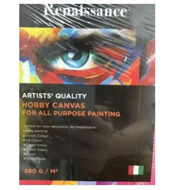 Renaissance เฟรมวาดรูป Canvas 1