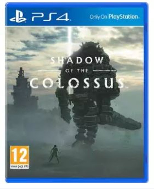 Shadow of the Colossus™  1
