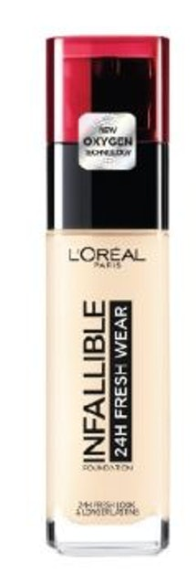 L'OREAL  Infallible 24H Fresh Wear  1
