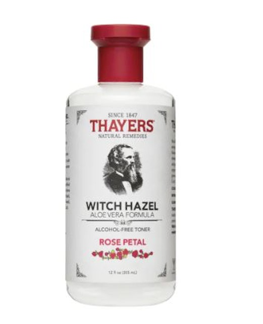 Thayers  Rose Petal Witch Hazel Toner 1