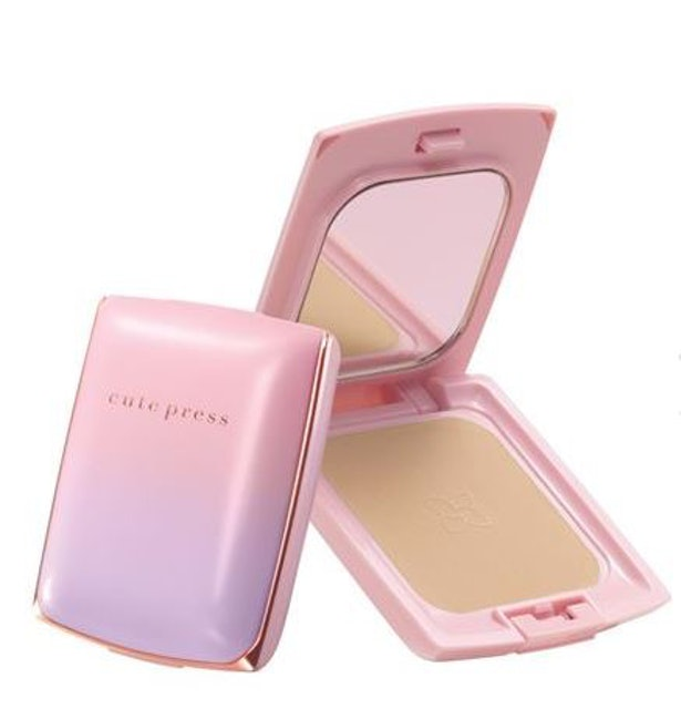 CUTE PRESS  EVORY STELLAR OIL CONTROL FOUNDATION POWDER SPF 30 PA+++ 1