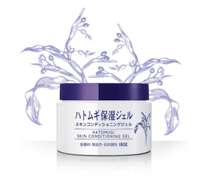 Hatomugi Skin Conditioning Gel 1