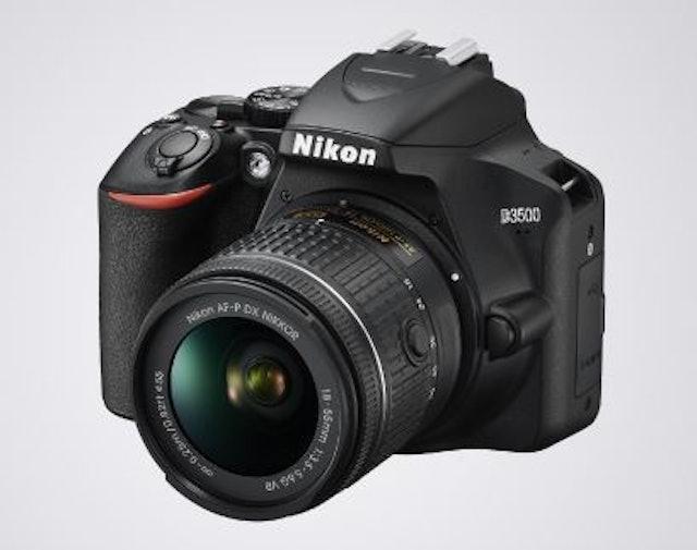 Nikon DSLR D3500 18-55mm KIT 1