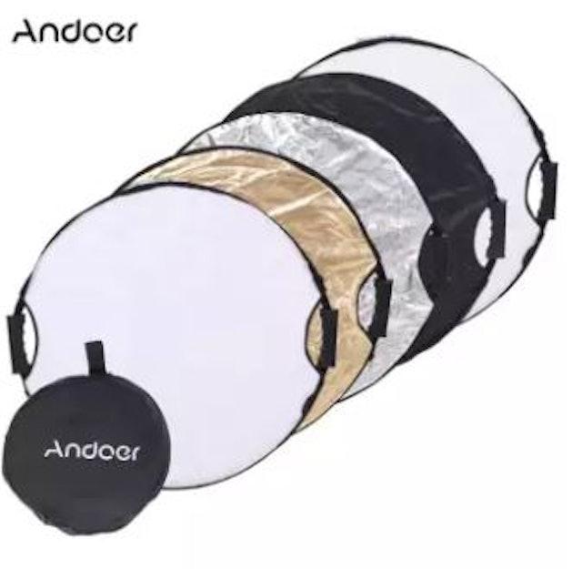 Andoer Reflector ขนาด 60 cm 5in1  1