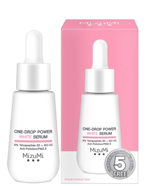 MizuMi  One-Drop Power White Serum  1
