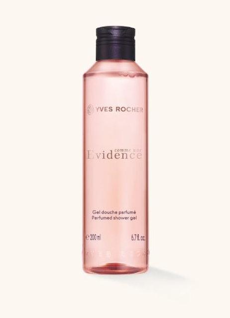 YVES ROCHER  Comme Une Evidence Perfumed Shower Gel  1