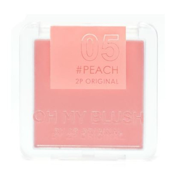 2P ORIGINAL OH MY BLUSH #05 Peach 1