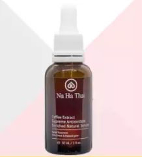 NaHaThai Coffee Extract Supreme Antioxidants Enriched Natural Serum 1