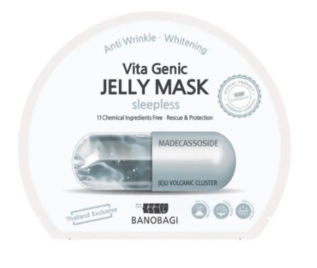 BANOBAGI  VITA GENIC JELLY MASK SLEEPLESS (1 แผ่น) 1