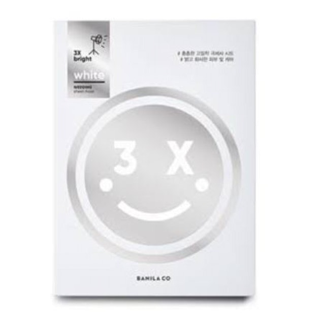 BANILA CO  WHITE WEDDING SHEET MASK (1 แผ่น) 1