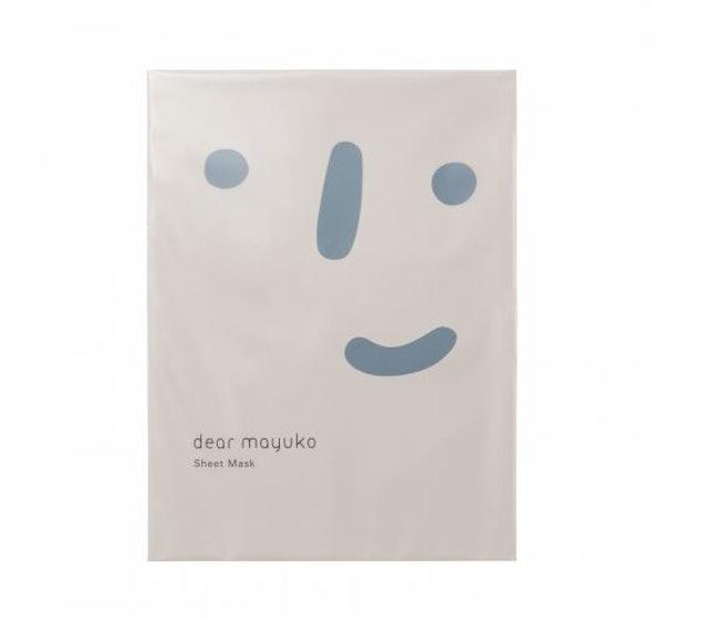 dear mayuko  Sheet Mask (1 แผ่น) 1