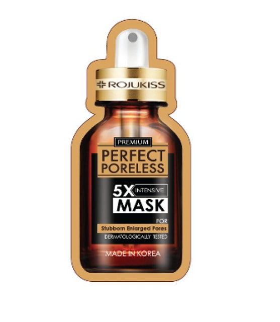 Rojukiss Perfect Poreless 5X Intensive Mask 1