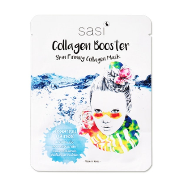 sasi  Collagen Booster Skin Firming Collagen Mask 1
