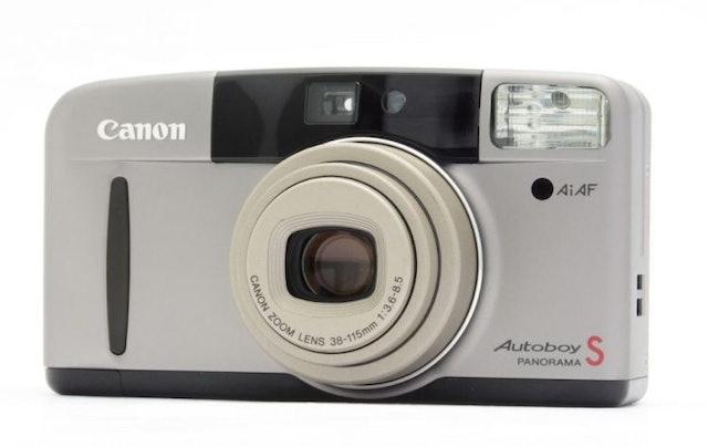Canon  Autoboy S  1