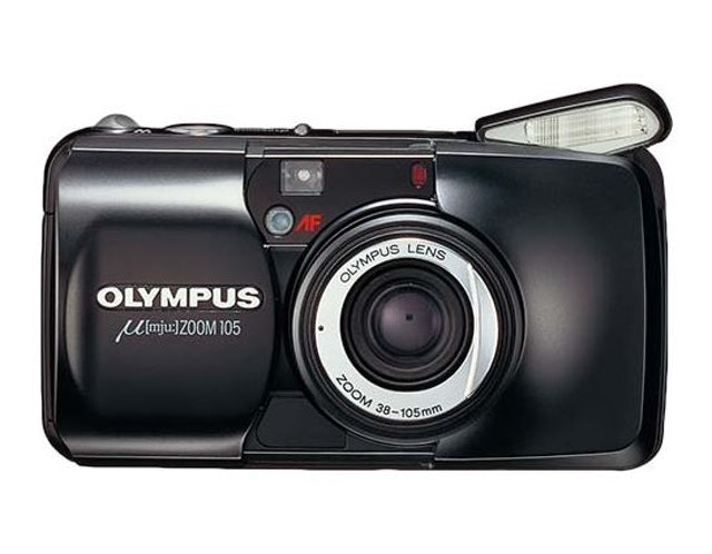 OLYMPUS mju Zoom 105 1