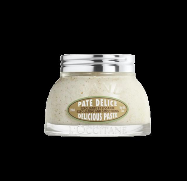 L'Occitane สครับผิว Almond Delicious Paste 1