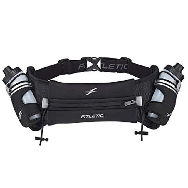 Fitletic  HYDRA 12 oz Hydration Belt 1
