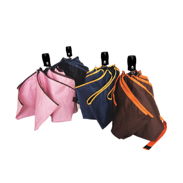 BGG Black UV Coating Auto Umbrella 1