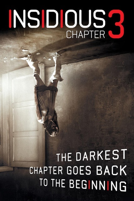 Leigh Whannell Insidious: Chapter 3 1