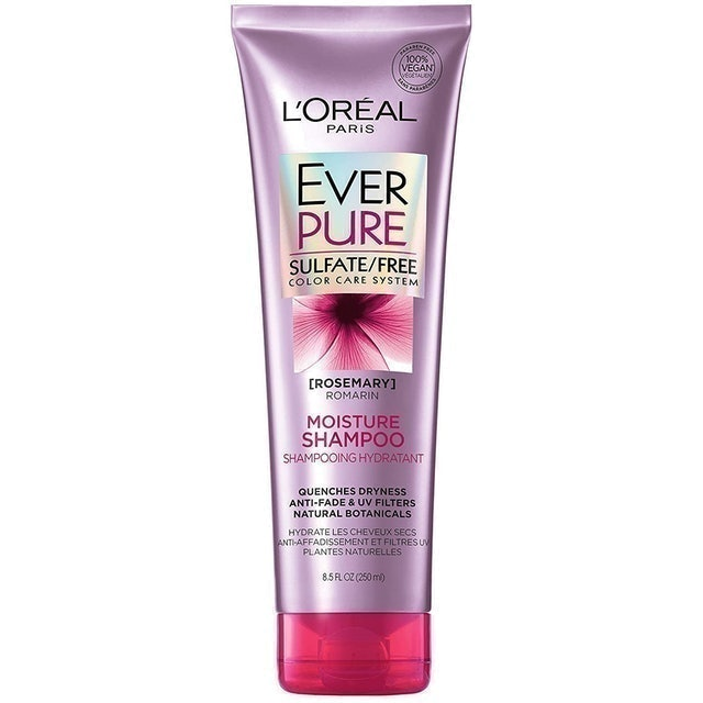 L'oreal Paris Everpure Moisture Shampoo 1