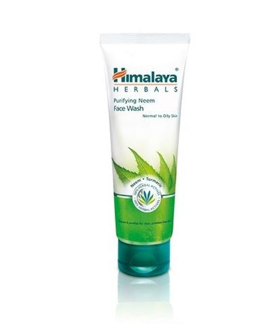 Himalaya Purifying Neem Face Wash 1