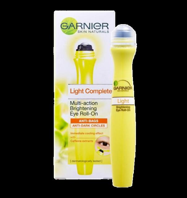 Garnier อายครีม Light Complete Eye Roll-On 1