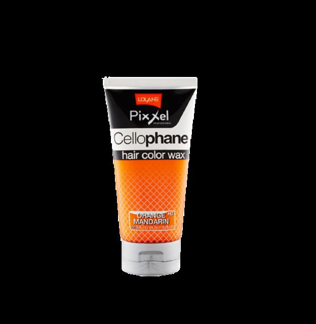 Pixxel แว็กซ์เปลี่ยนสีผม Cellophane Hair Color Wax  1
