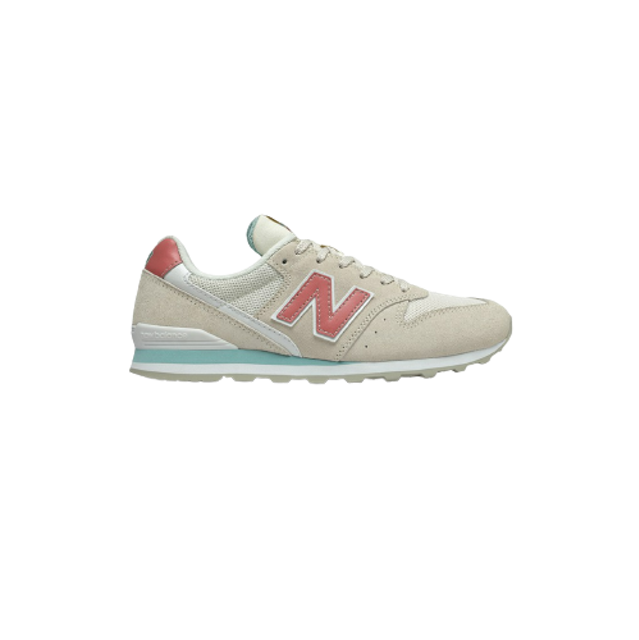 New Balance รองเท้าผ้าใบผู้หญิง WL996WE GR 1