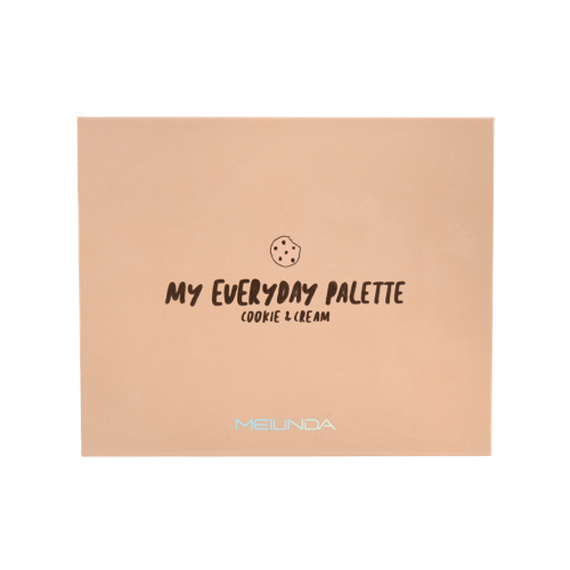 MEILINDA My Everyday Palette 1
