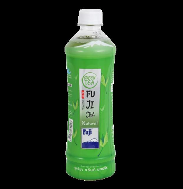 Fujicha เครื่องดื่มเพื่อสุขภาพ น้ำชาเขียวพร้อมดื่ม ชาเขียวธรรมชาติ 1